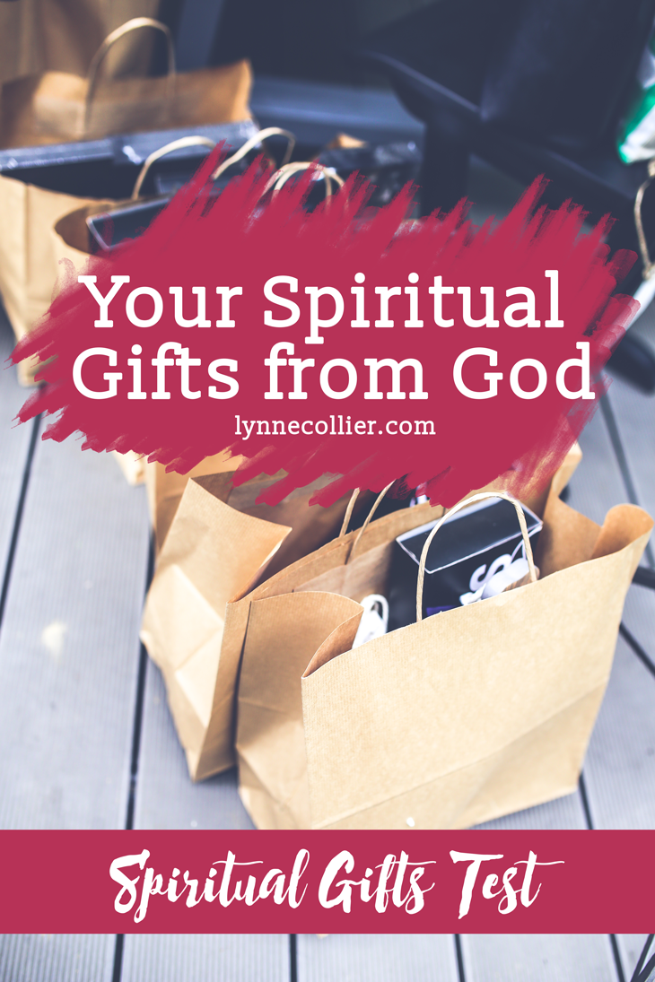 Workbooks spiritual gifts workbook : Your Spiritual Gifts from God – Lynne Collier