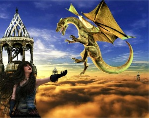 Writing Fantasy - Characters Occupations - Dragon Trainer
