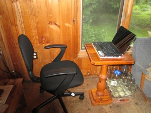 My Hobbit Office
