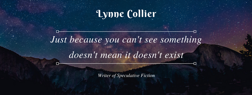 Lynne Collier Author of Speculative Fiction
