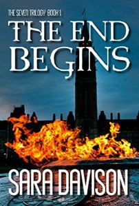 Writing a compelling premise. The End Begins by Sara Davison
