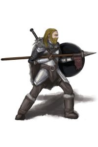 Writing Fantasy - Names. Male Nord Paladin