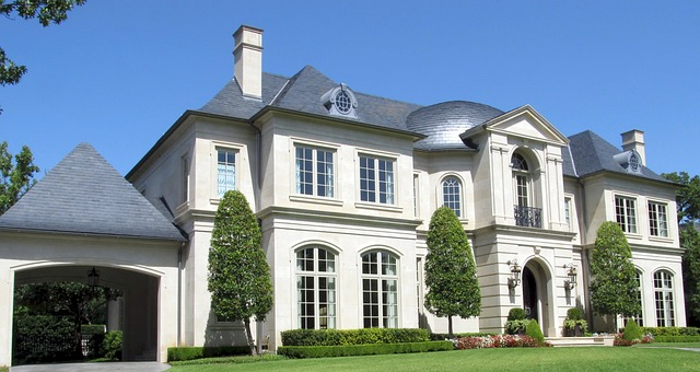 new white mansion