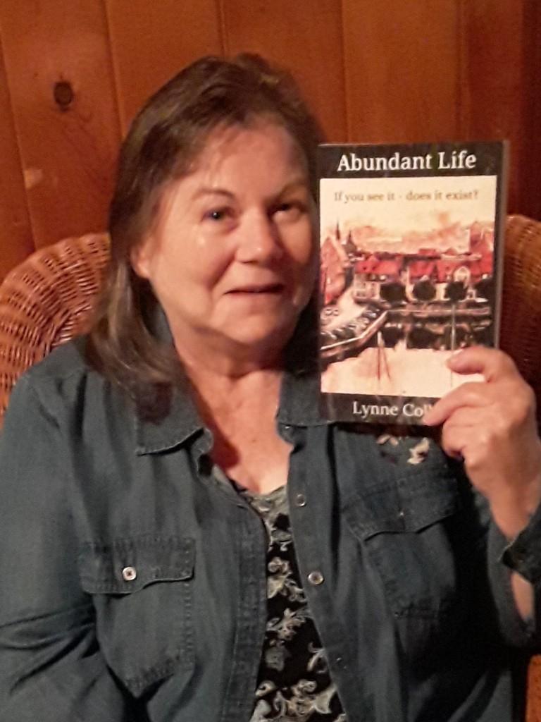 Abundant Life by Lynne Collier, novel unboxed